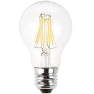 لامپ 8 وات فیلامنتی ای دی سی