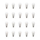 لامپ حبابی 9 وات ای دی سی بسته 20 عددی