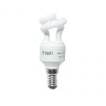 لامپ کم مصرف 5 وات شمعی آفتابی OPPLE